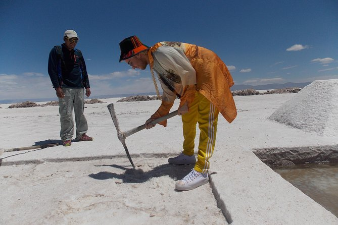 Visit to the Communities in the Salinas Grandes