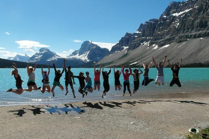 7-day Rocky Mountains Whistler Tomahawk Tour from Vancouver finish Banff