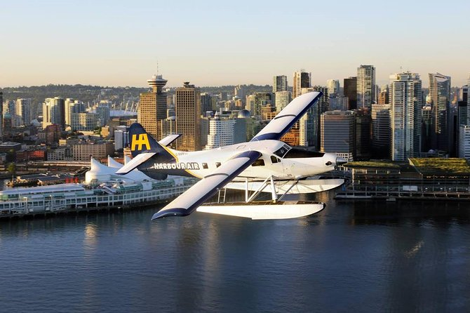Shuttle to Zodiac Nature Tour, Seaside Dinner, and return to Vancouver by Seaplane