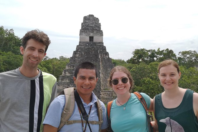 Tikal Sunset Tour from Flores in Small Group