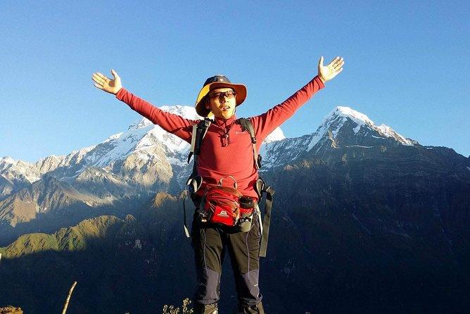 """Mardi Himal Trekking"""