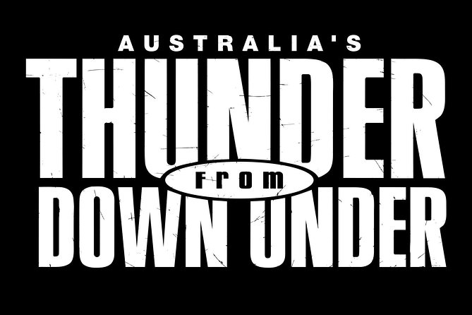 thunder from down under tour 2020