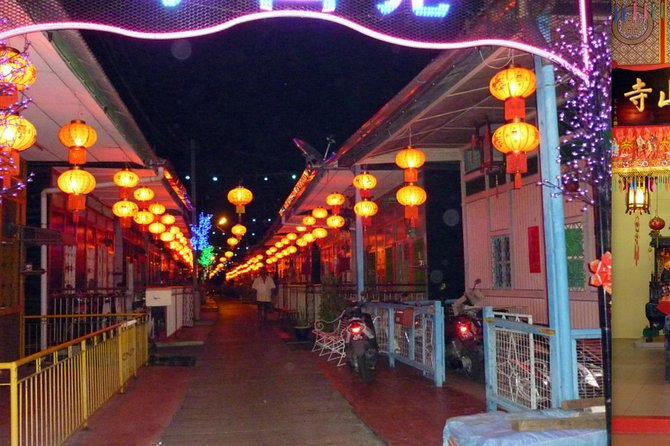 Penang Night Tour with The TOP Admission Tickets & Trishaw Ride photo 9