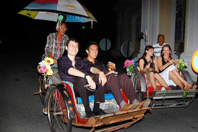 Penang Night Tour with The TOP Admission Tickets & Trishaw Ride photo 1