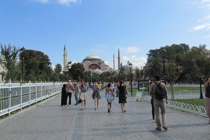 Istanbul Highlights tour with skip-the-line tickets