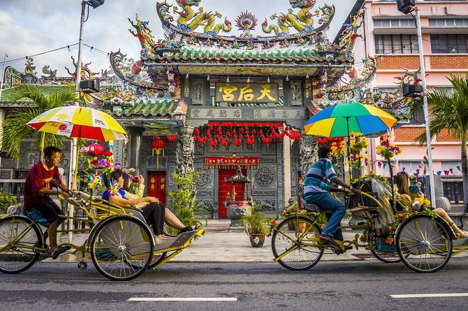 Penang Night Tour with The TOP Admission Tickets & Trishaw Ride photo 12