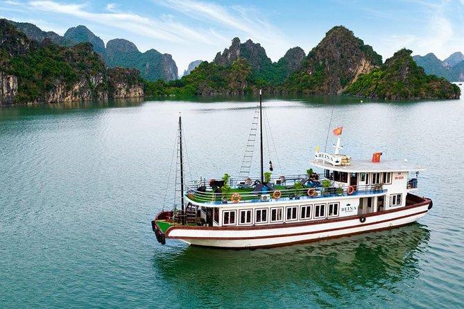 REINA - Ha Long Luxury Day Cruise
