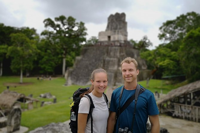 Tikal Sunset Tour in Small Group from El Remate