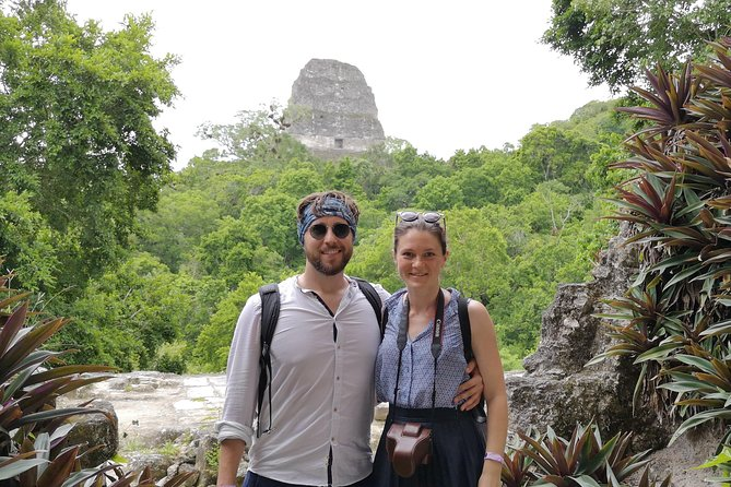 Tikal Sunset Tour from San Ignacio in Small Group