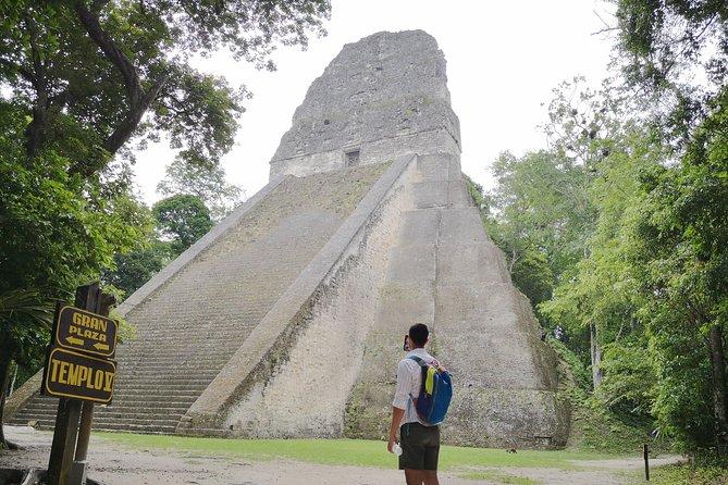 Tikal Sunset Tour from San Ignacio in Small Group