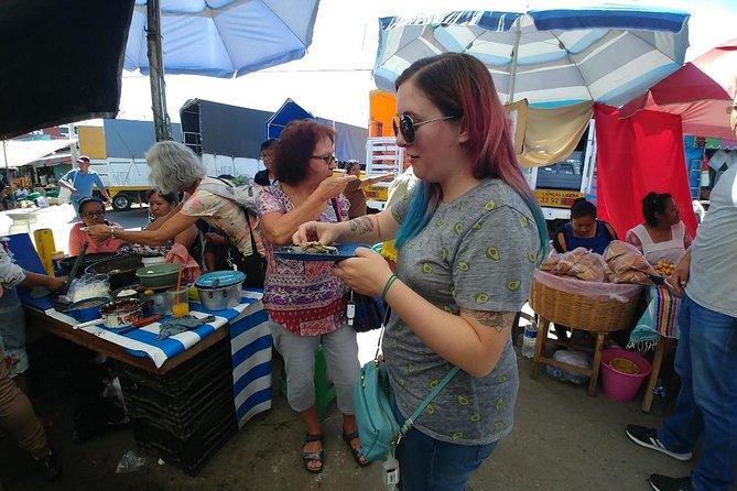 Gastronomic Safari in Oaxaca Market