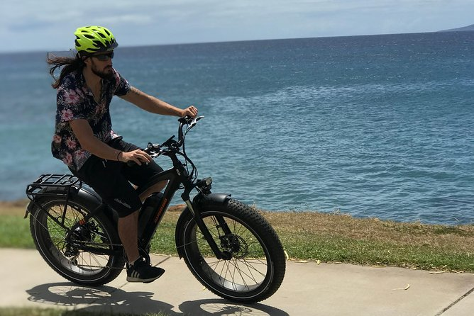 Maui: Self-Guided Electric-Bike & Snorkel Excursion!
