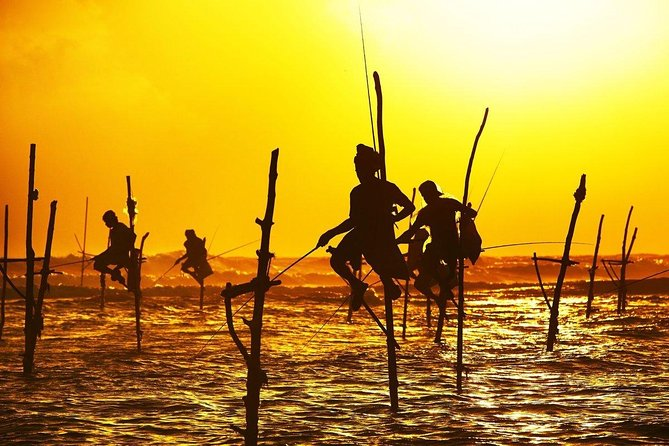 7 Night in Sri Lanka Heritage Private Tour