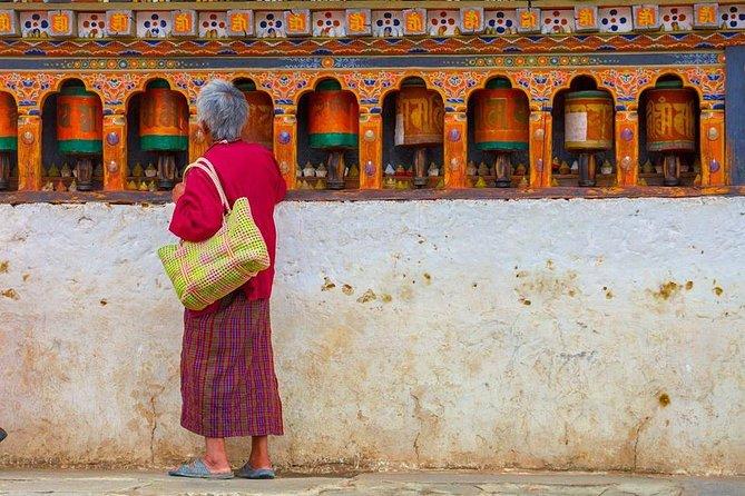 7 Days Fascinating Bhutan