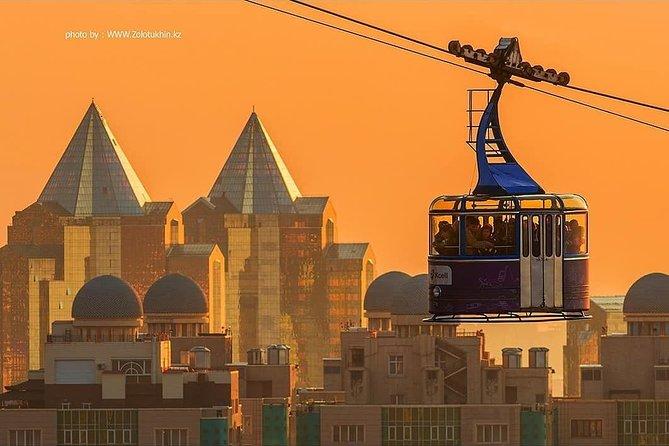 Almaty Original City Tour