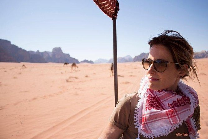1 or 2 days Wadi Rum Tour with overnight stay