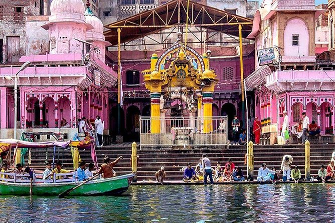 Private Full-Day Varanasi Tour including Sarnath and Boat Ride on the Ganges