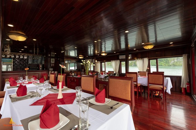 Hanoi - Ninh Binh - Halong 3d2n Bungalow And Cruise