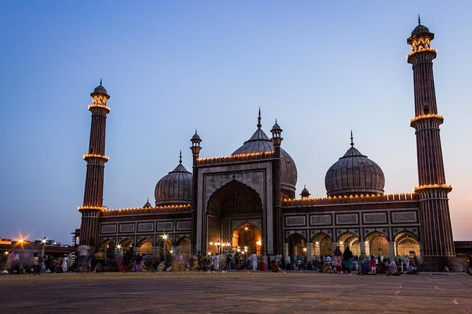 Overnight Delhi Trip from Agra - A Guided Experience