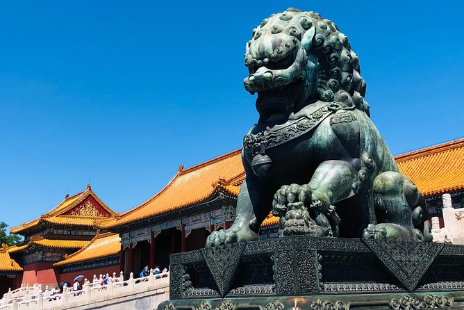 All Inclusive Tour to Forbidden City with Hutong Rickshaw Experience