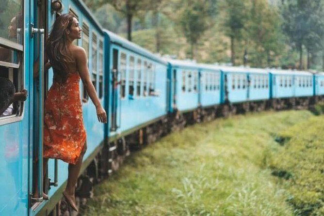 Kandy To Nuwaraeliya Scenic Train Ride and Nuwaraeliya City Tour And Drop Ella