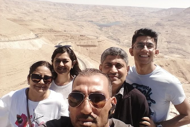 KINGS WAY TO PETRA FROM AMMAN OR AIRPORT