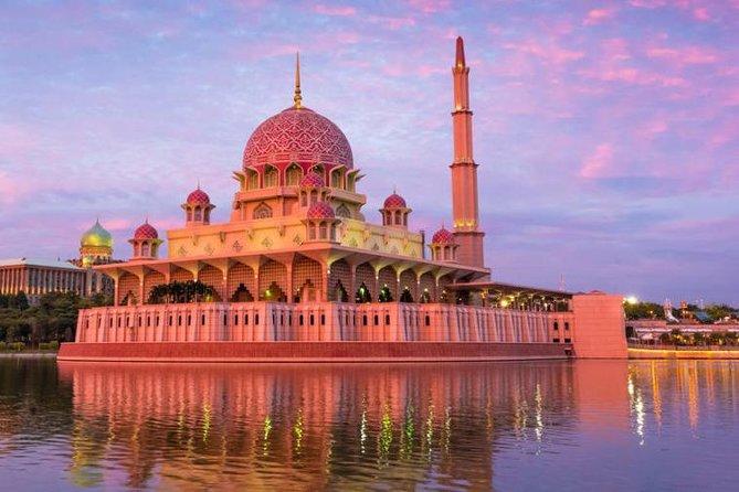 Kuala Lumpur Airport Arrival Transfer En-route Putrajaya Tour