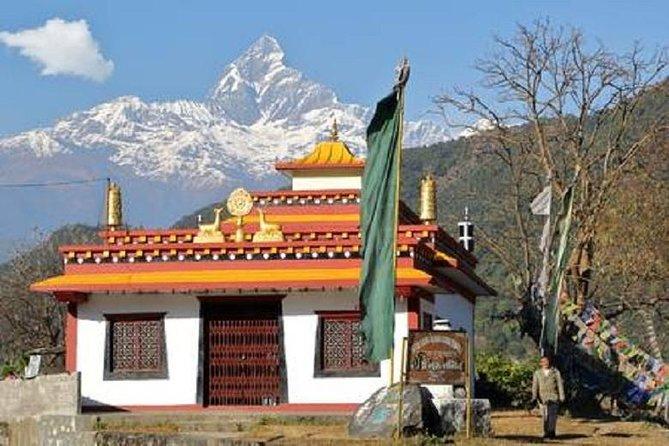 Dampus Village Trek in Nepal
