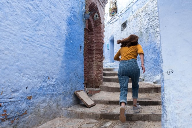 Private Chefchaouen Day Tour from Fez
