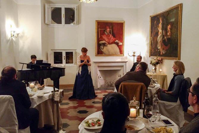Opera Dinner - Dining During an Opera Interlude