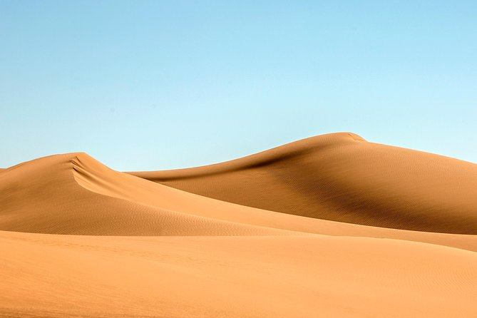 3 days desert tours from Marrakesh to Chegaga (shared minibus, camel & 4x4)