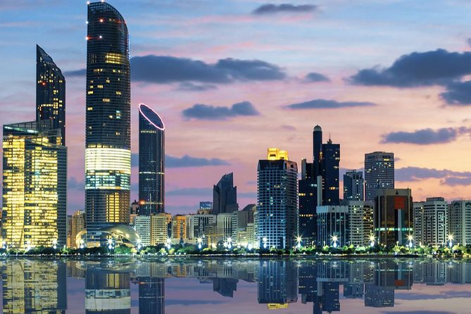 Guided Abu Dhabi City Tour