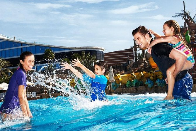 Wild Wadi tickets with Sharing Transfers photo 2