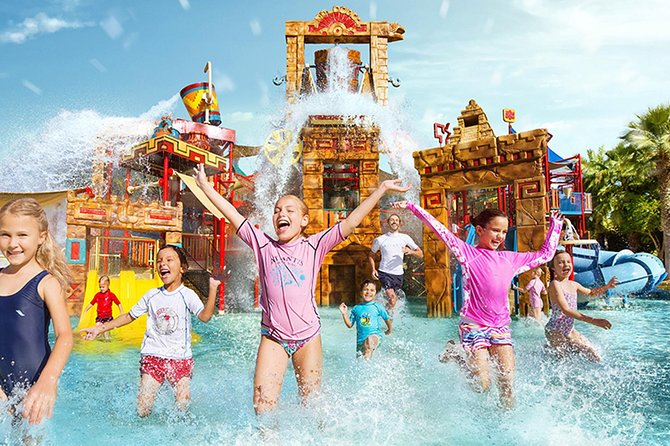 Wild Wadi tickets with Sharing Transfers photo 1