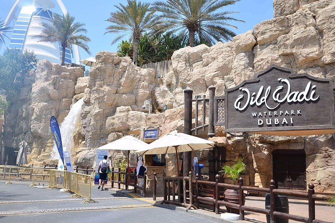 Wild Wadi tickets with Sharing Transfers photo 3