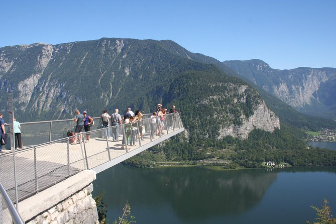 Fairytale Hallstatt And The Alpine Peaks, Incl. Skywalk Visit
