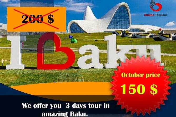 Baku, Azerbaijan Amazing Tour