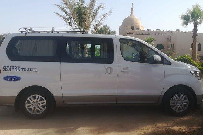 Hurghada airport transfer private VIP