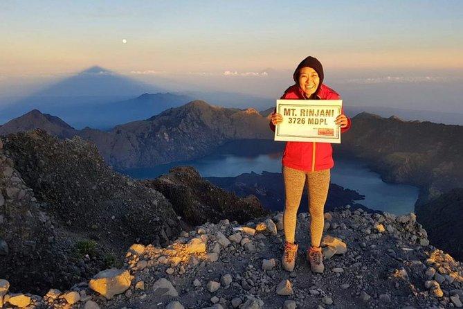 Best Trekking Rinjani Summit 2 Days 1 Night Start Sembalun Private Tour