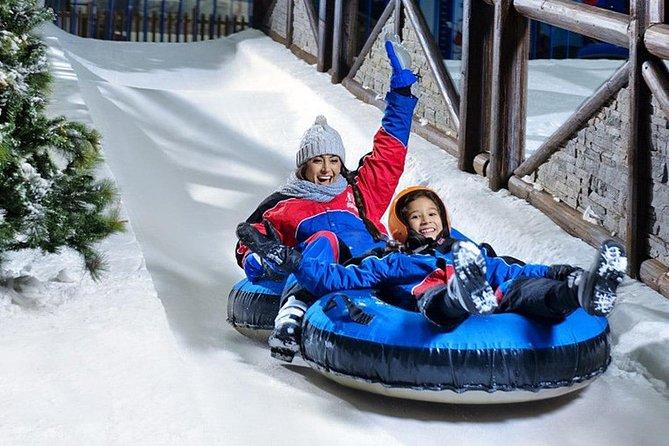 Ski Dubai Tickets with Sharing Transfers