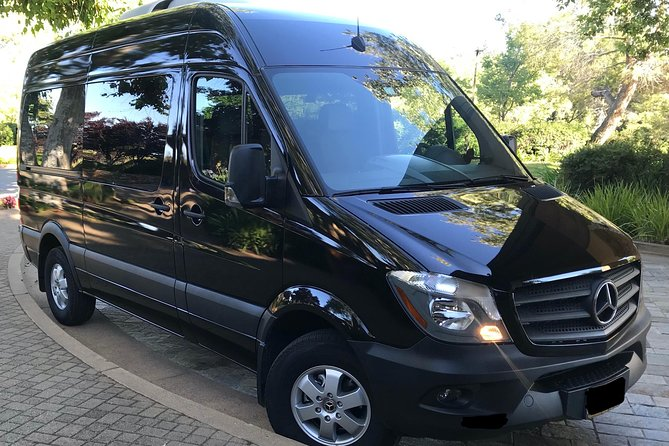 4 Hour Private Amador County Wine Tasting Tours Mercedes Sprinter Passengers Van