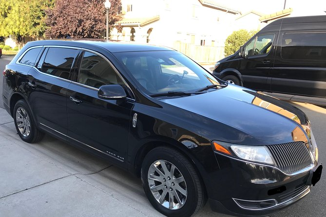 Folsom To San Francisco airport To Folsom One Way Private Transfer