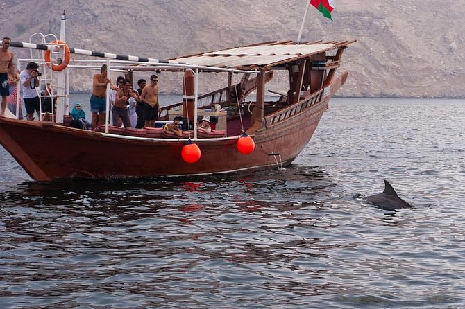 Half day dhow cruise to the Fjords of Musandam
