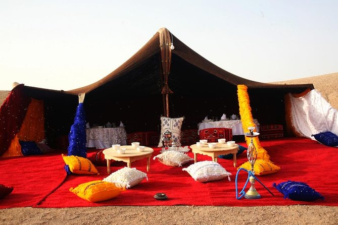 Magical private dinner in Agafay desert photo 4