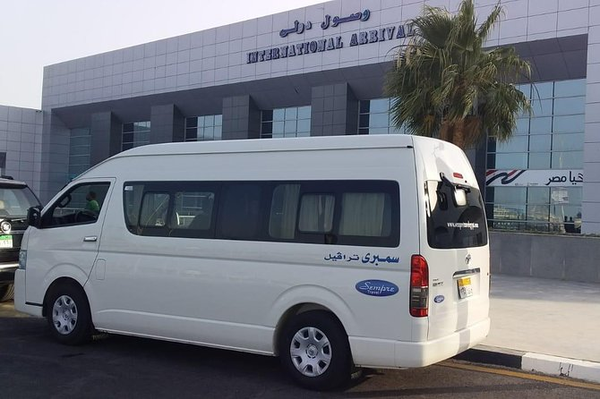 transfer from hurghada to Luxor by van photo 1