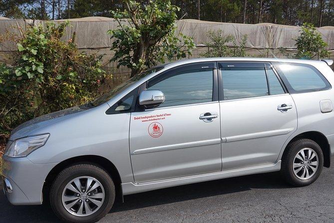 Private Car with Drive Dalat to Mui Ne