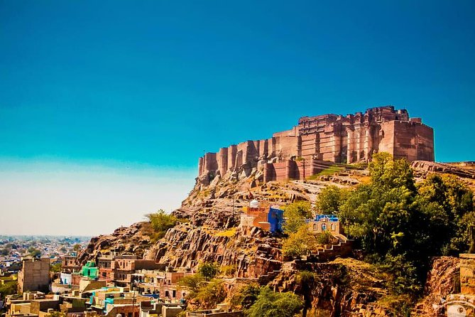 Best of Jodhpur - Half-Day Sightseeing Tour