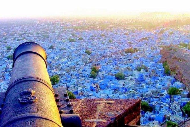 Best of Jodhpur - Full-Day Sightseeing Tour