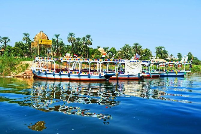 private guided tour to dendara temple&sailing Nile felucca&banana island.luxor photo 6