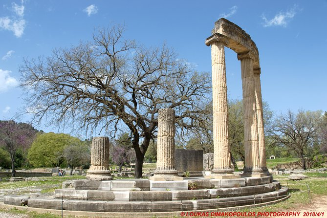 Ancient Olympia Full Day Tour from Athens photo 1